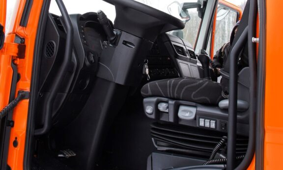 How To Properly Clean Your Truck Cab